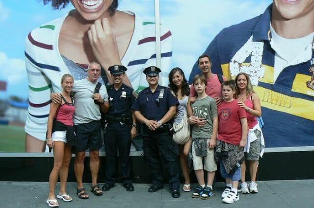 policías de NY
