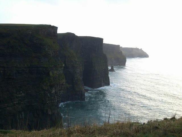 acantilados de moher - excursiones desde Dublín en español