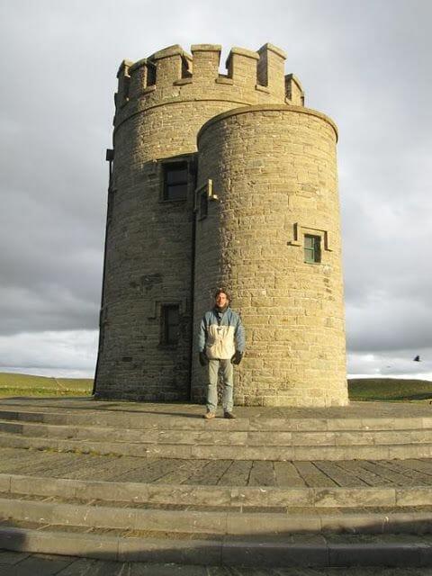 torre O´Briens acantilados de moher