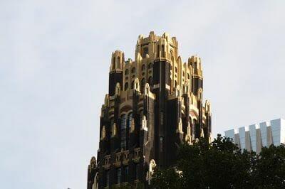 edificios de NY