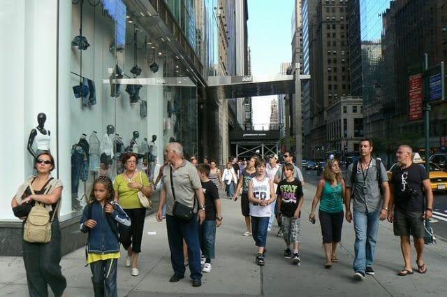 calle 42 de Nueva York