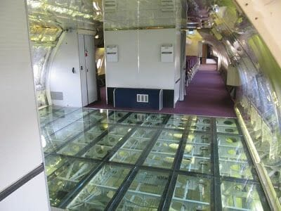 dentro de airbus Toulouse