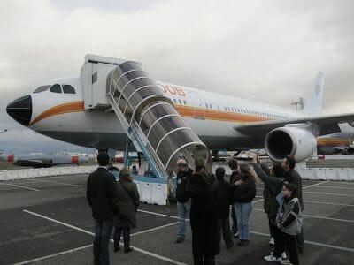 tour airbus Toulouse