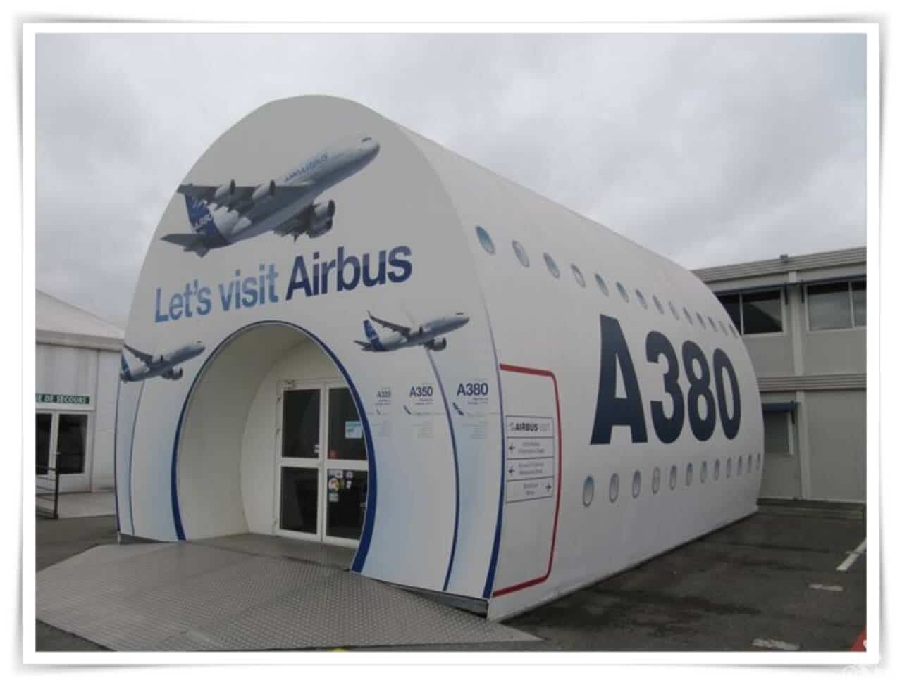 fabrica airbus Toulouse