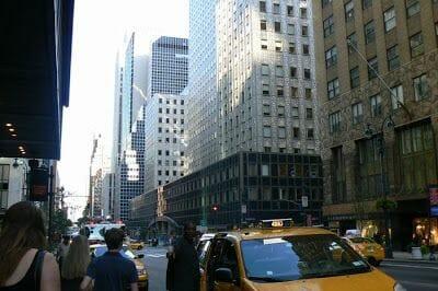 Grand Central Terminal calle 42 de Nueva York