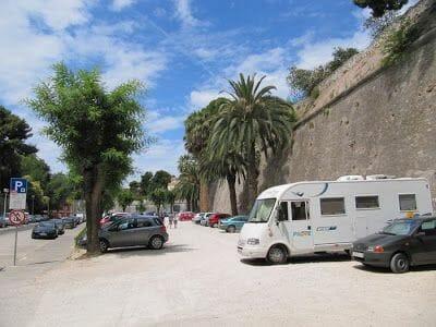 parking Zadar