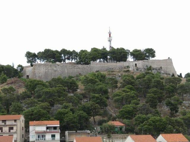 fortaleza de San Mihovila