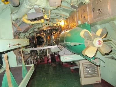 Submarino Growler  ( Intrepid sea air and space museum )