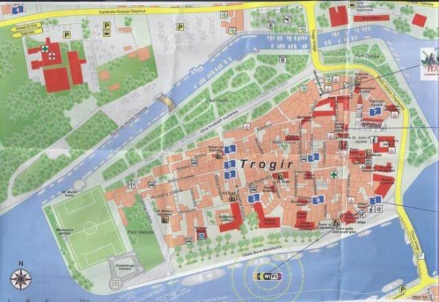 plano Trogir