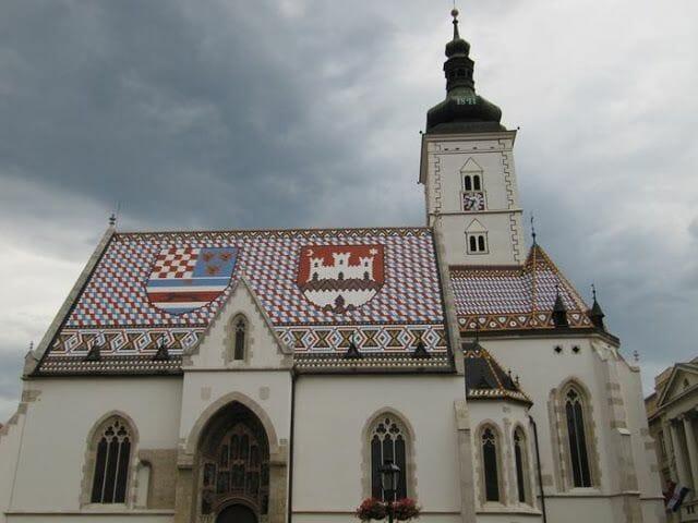iglesia croacia