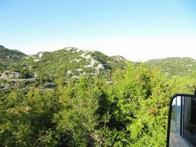 bosnia montañas
