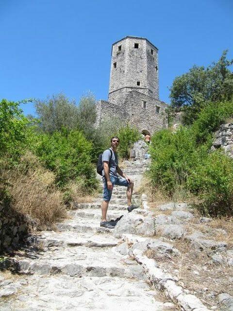 castillo de Pocitelj