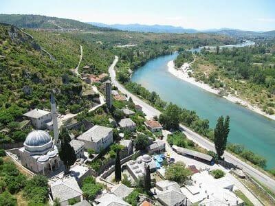 pueblo de Pocitelj