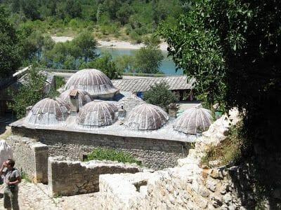 hammam en bosnia