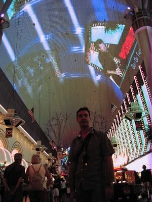 Fremont street Experience boveda