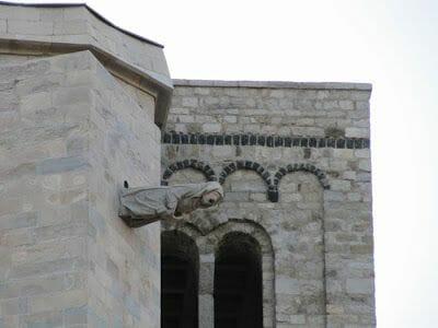 gargola catedral de Girona