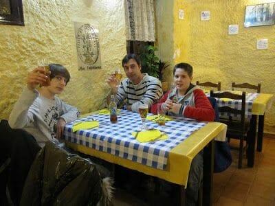 restaurant museu del vi