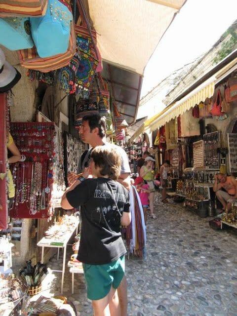 calles de Mostar