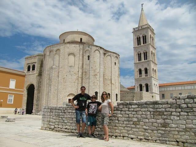 iglesia de San Donato de Zadar