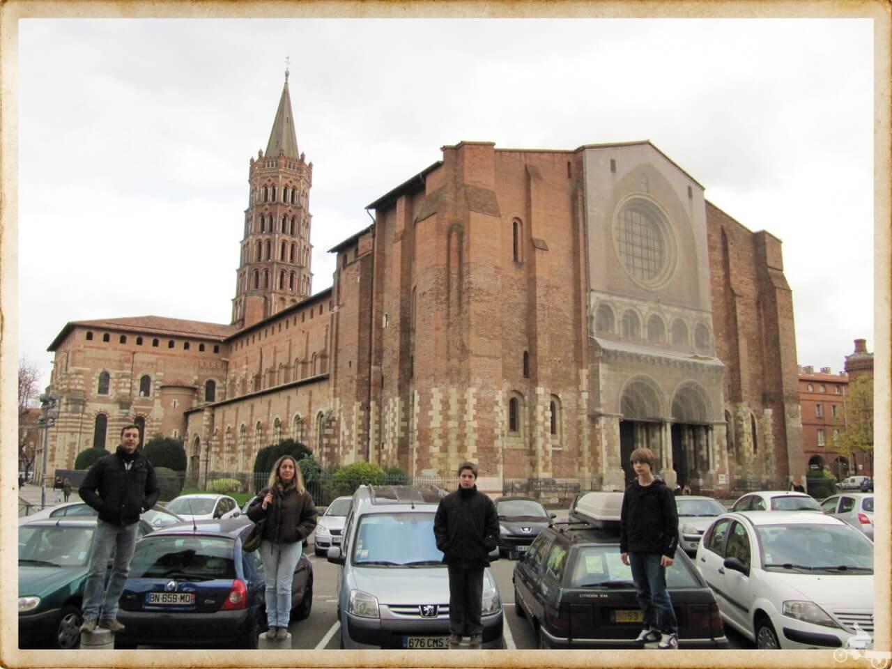 San Sernin de Toulouse