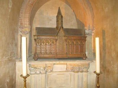 maqueta San Sernin de Toulouse
