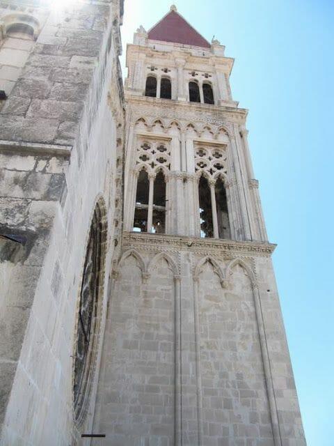 campanario de Trogir