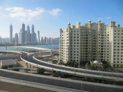 Nuestro apartamento en Dubai, palmera Jumeirah