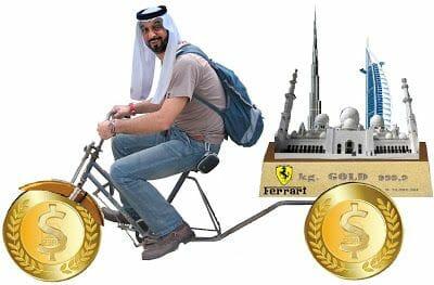 viaje a emiratos árabes