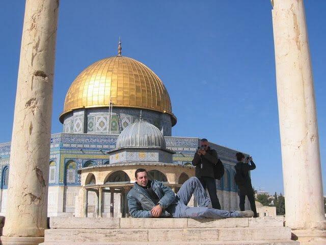 Cúpula de la Roca - qué visitar en Jerusalén