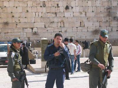 situación de la Cúpula de la Roca, Jerusalén
