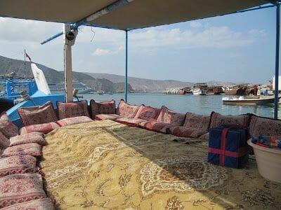 Península de Musandam, crucero en Dhow por Omán
