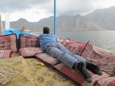 Península de Musandam - crucero en Dhow por Omán