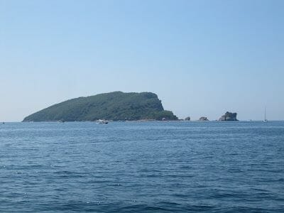 isla hawai Montenegro Budva