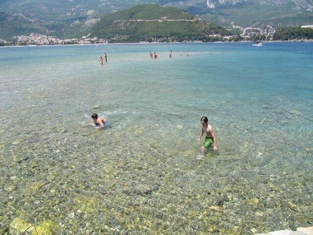Isla de Hawai, Montenegro