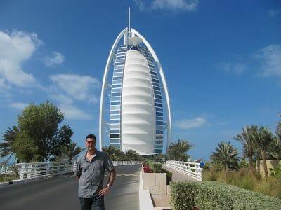 restaurante del Burj al Arab