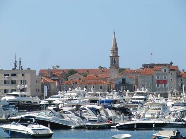 puertos de montenegro