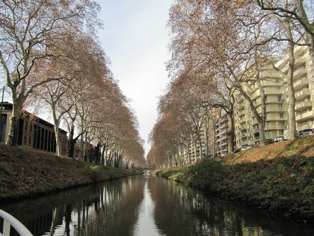canal Brienne, canal du Midi, Garona
