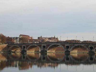 puente nuevo de Toulouse