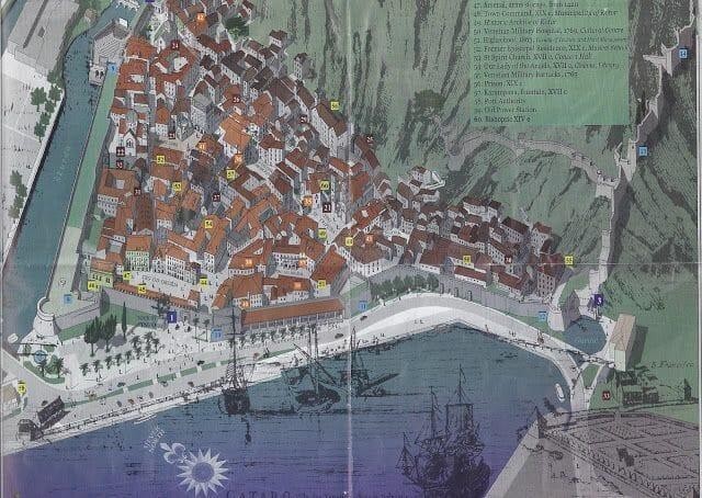 plano de Kotor
