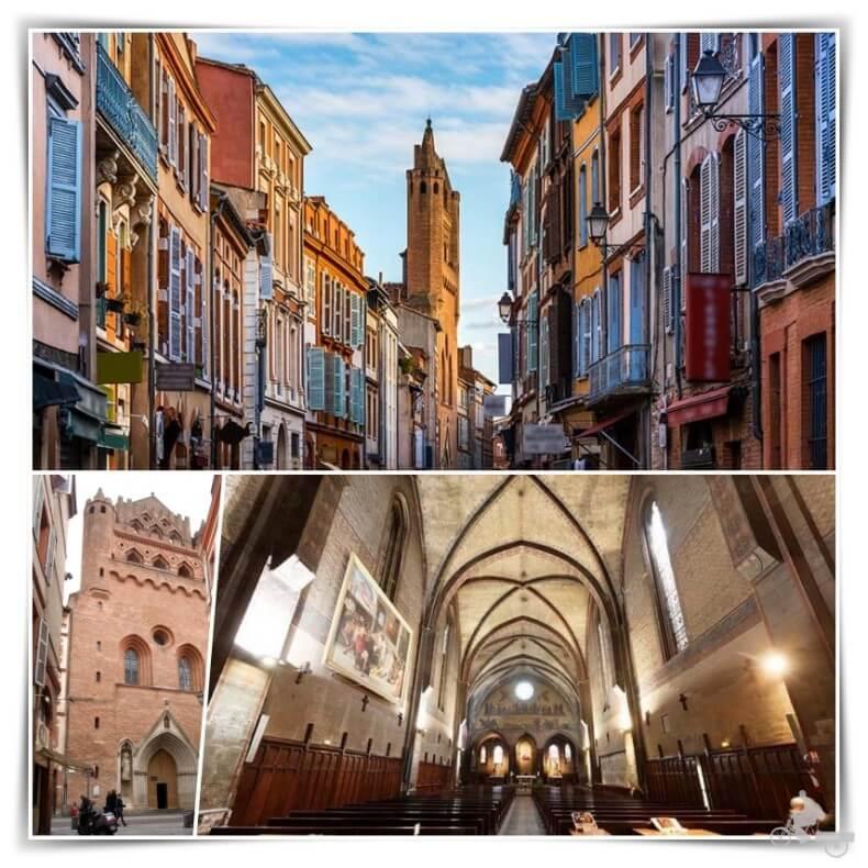 Notre Dame du Taur - que ver en Toulouse