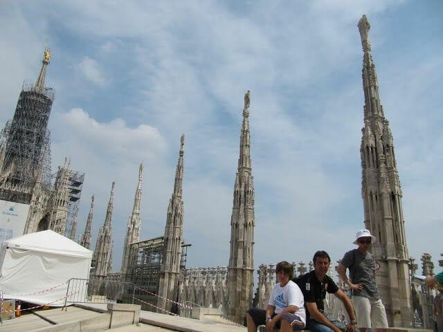 milan cima catedral