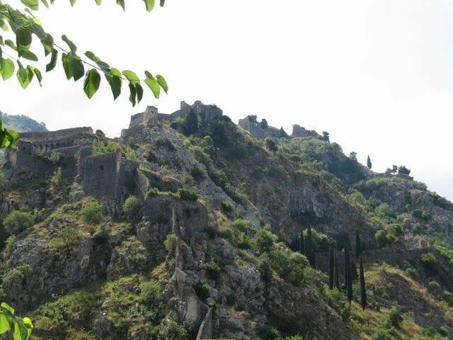 viajar a Montenegro en Kotor
