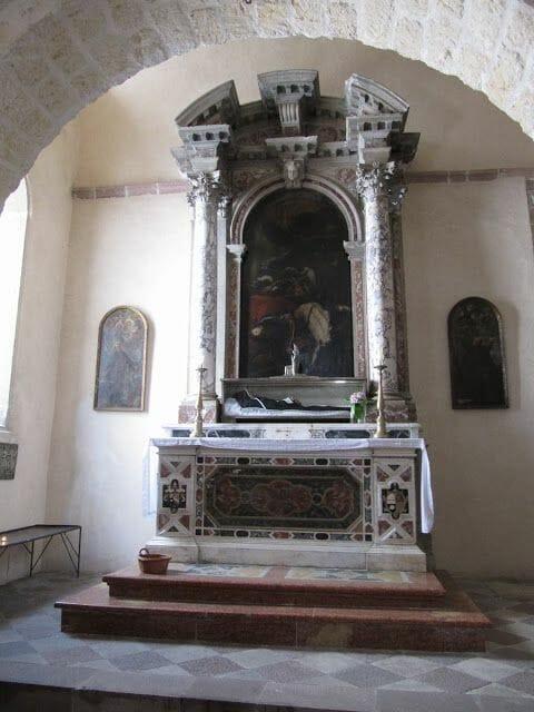 iglesia santa Maria, beata Hosana, kotor, patrona de kotor, Montenegro,