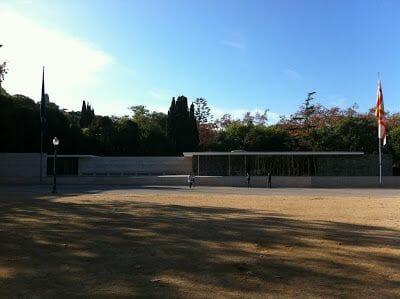 pabellon Mies van der rohe Barcelona
