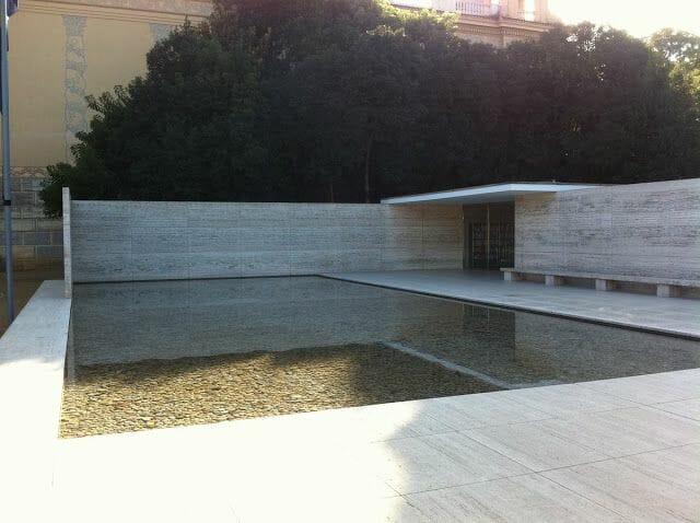 pabellon aleman piscina