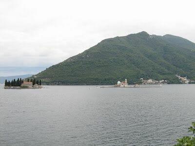 Perast y sus dos islas, Montenegro
