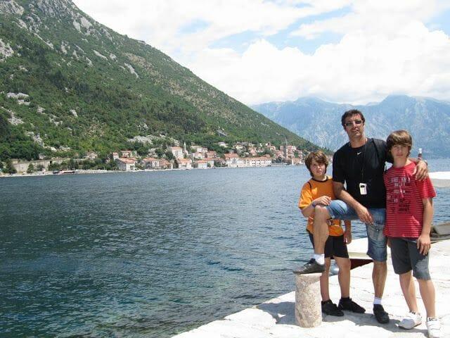 pueblo Perast Montenegro
