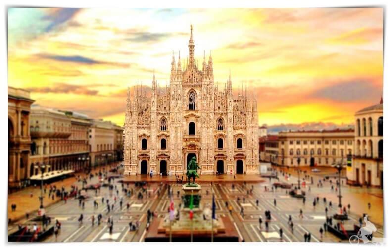 visitar la catedral de Milán
