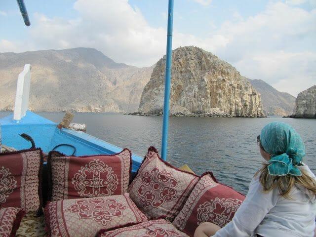 omán en un viaje a Dubai