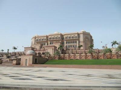 hotel Emirates Palace, hotel mas caro del mundo, hotel mas lujoso, hoteles de abu dhabi